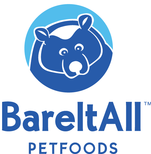 BareItAll Petfoods Logo